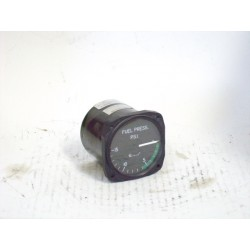 United Instruments Inc. Fuel Pressure Gauge 6040-F6