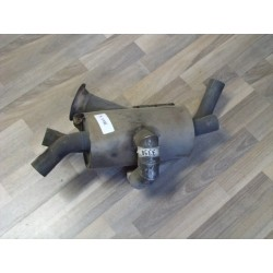 Mooney M20C Exhaust System Assy #637-139