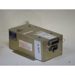 Gyro Alaving Amplifier with Bootstrap Synchro PN:1D755