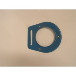 Flange Air vent - blue
