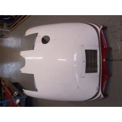 Engine cowling C-182 lower