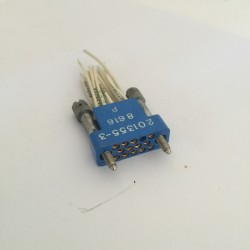 Avionics Pin Connector 201355-3