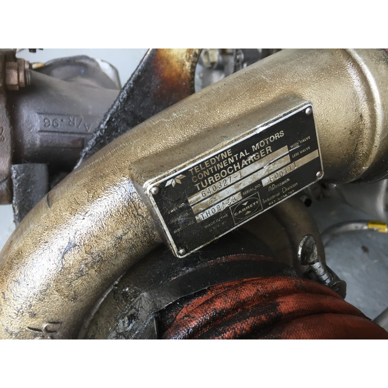 Turbo Charger 640327-1