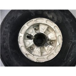 McCauley Type III 6.00-6 wheel assy