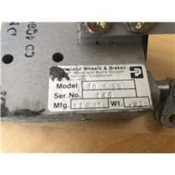 Cleveland valve emergency gear  60-26 or  85124-002